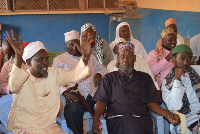 Improved Conflict Management between the Murule and Marehan Clans in Mandera Triangle