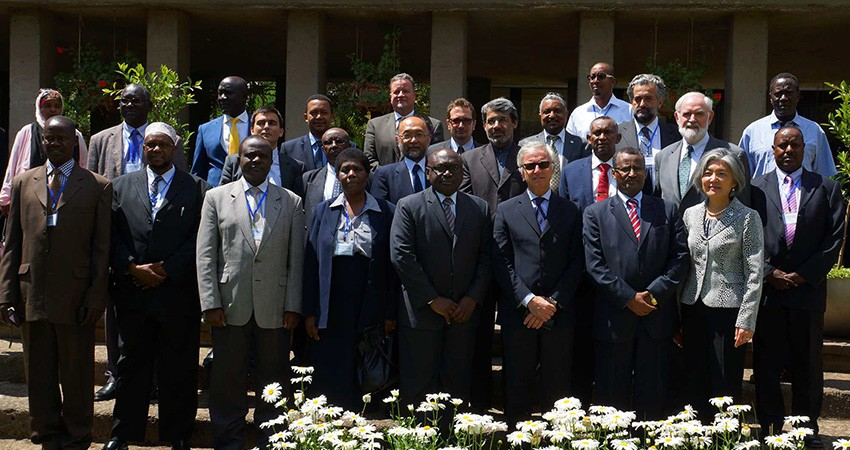 The 3rd IDDRSI Platform General Assembly Meeting Concluded on March 27, 2015, at Hilton Hotel, Addis Ababa, Ethiopia